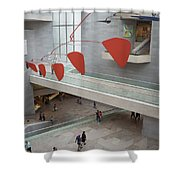 National Gallery Of Art - East Wing Shower Curtain