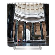 National Gallery Of Art II Shower Curtain
