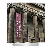 National Gallery Of Scotland  Shower Curtain