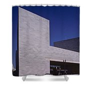 National Gallerys East Wing Shower Curtain