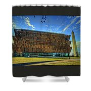 National Museum Of African American History And Culture Shower Curtain