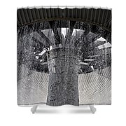 National Museum Of Anthropology 3 Shower Curtain
