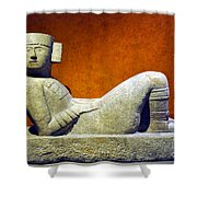 National Museum Of Anthropology 4 Shower Curtain