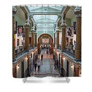 National Portrait Gallery Shower Curtain