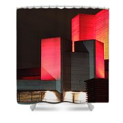 National Theatre London Shower Curtain