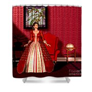 National Velvet Shower Curtain