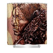 Native Shower Curtain