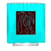 Native American Heritage Shower Curtain