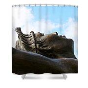 Native Dancer Shower Curtain