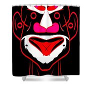 Native Doctor 1 Shower Curtain