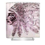 Native  Shower Curtain