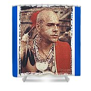 Native Of New York State Shower Curtain