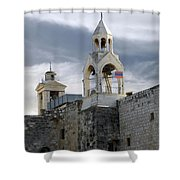 Nativity Church 2011 Shower Curtain