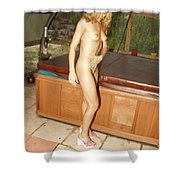 Natural Beauty 326 Shower Curtain