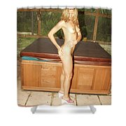 Natural Beauty 327 Shower Curtain
