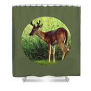 Natural Beauty - Original Version Shower Curtain