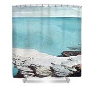 Natural Bridge Shower Curtain