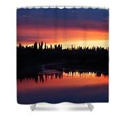 Natural Chena Shower Curtain