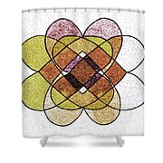 Natural Forms Shower Curtain