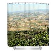 Natural Park Shower Curtain