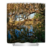 Naturally Florida Shower Curtain