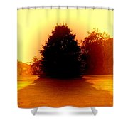 Nature 2 Shower Curtain