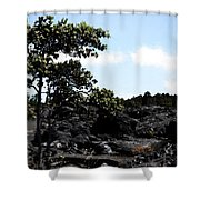 Nature 63 Shower Curtain