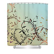 Nature Branches Shower Curtain