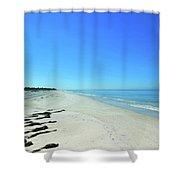 Nature Coast Shower Curtain