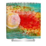 Nature In Abstract  Shower Curtain