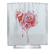 Nature Love Shower Curtain