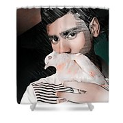 Nature Lover Shower Curtain