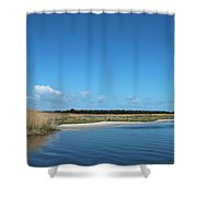 Nature Reserve 2 Shower Curtain
