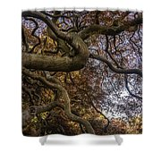Nature Tangle Shower Curtain