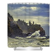 Natures Beauty Unleashed Shower Curtain