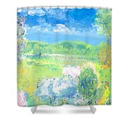 Natures Bounty Shower Curtain
