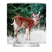 Natures Child Shower Curtain