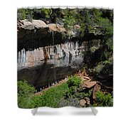 Natures Classroom Shower Curtain