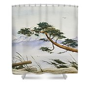 Natures Creation Shower Curtain