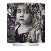 Natures Daughter Shower Curtain