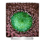 Nature's Eye Shower Curtain