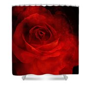 Natures Flame Shower Curtain