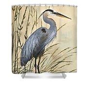 Nature's Harmony Shower Curtain