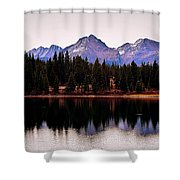 Natures Peace  Shower Curtain