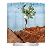 Nature's Survival - 03 Shower Curtain