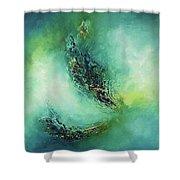 Nature's Treasure Shower Curtain