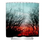Memory Over Matter No 2 Shower Curtain