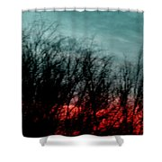 Memory Over Matter Shower Curtain