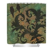 Natures Whimsy 4 By Madart Shower Curtain