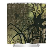 Natures Whimsy 6 By Madart Shower Curtain